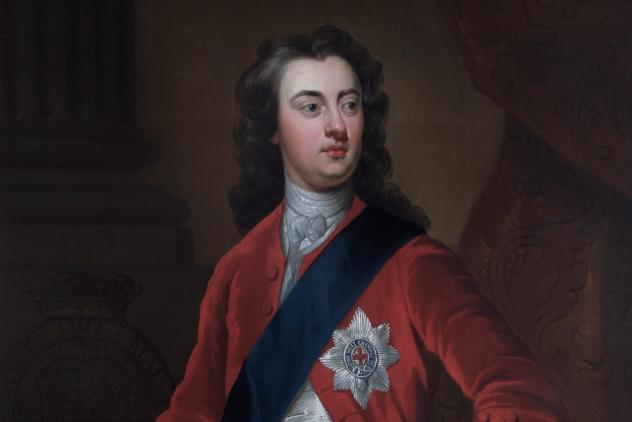 Charles, 2nd Duke of Richmond and Lennox, KG by Jonathan Richardson the elder ©Museum of Freemasonry, London
